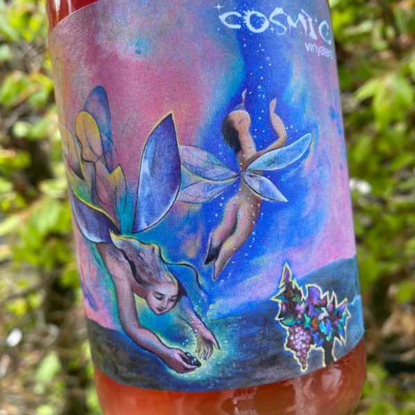 Fades del G bottle of Natural wine Cosmic