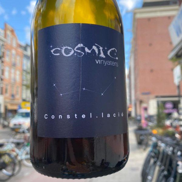 Cosmic bottle natural wine Constellation