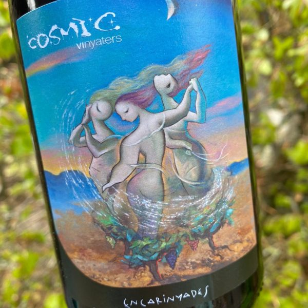 encarinyades bottle natural wine